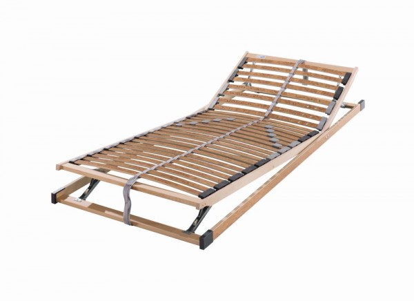 f.a.n. Comfort Plus KF Kopf und Fuß verstellbarer Federholzrahmen